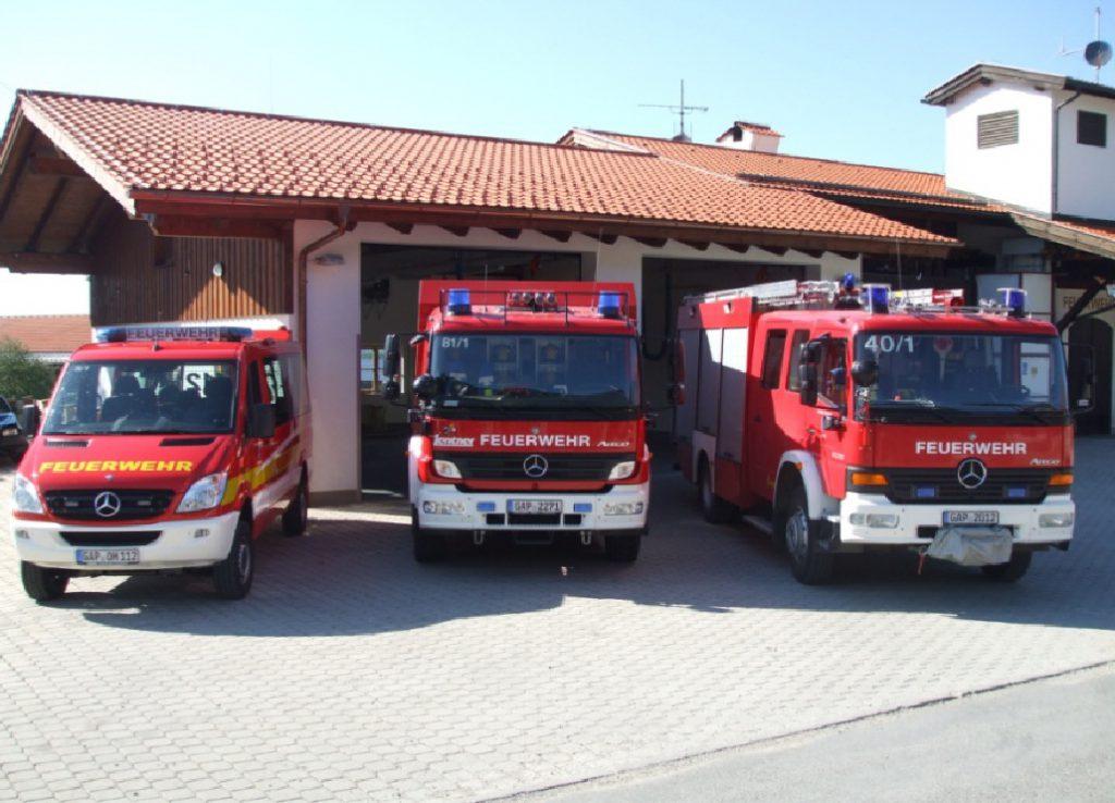 Feuerwehr Ohlstadt